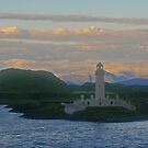 Lismore Lighthouse by RedHillDigital
