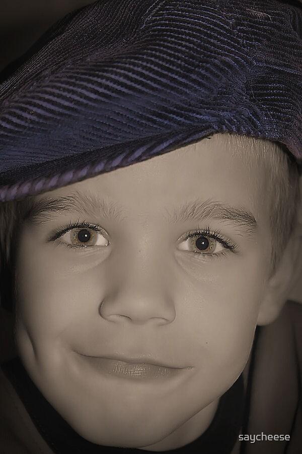 Boyhood by saycheese