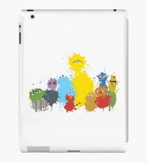 Sesame Splash iPad Case/Skin