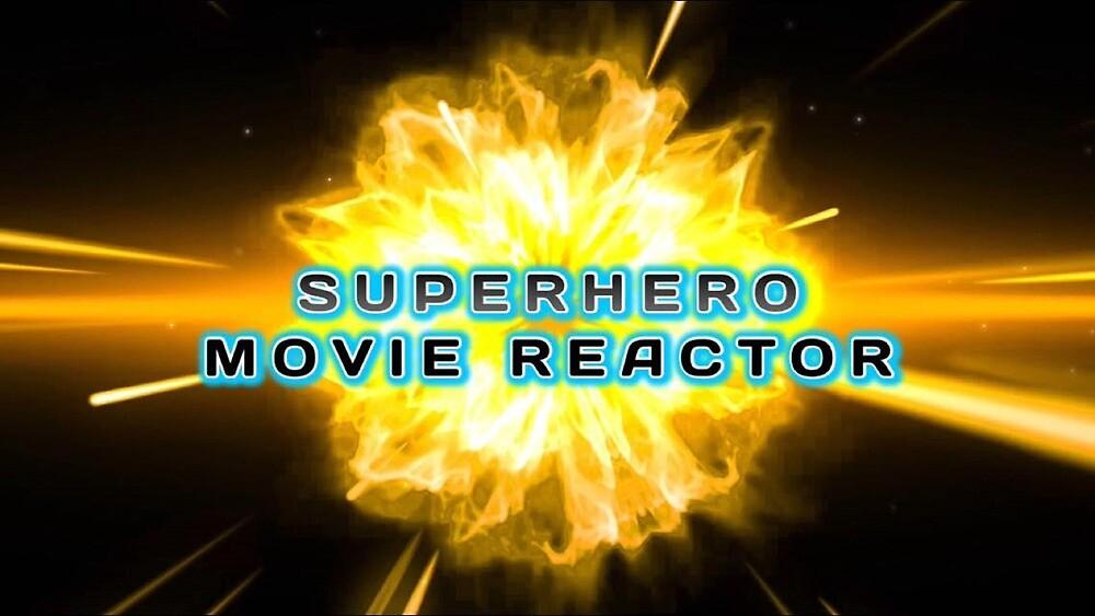Superhero Movie Reactor T-Shirts by edgi1577