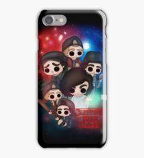 SWS x Stranger Things iPhone Case/Skin