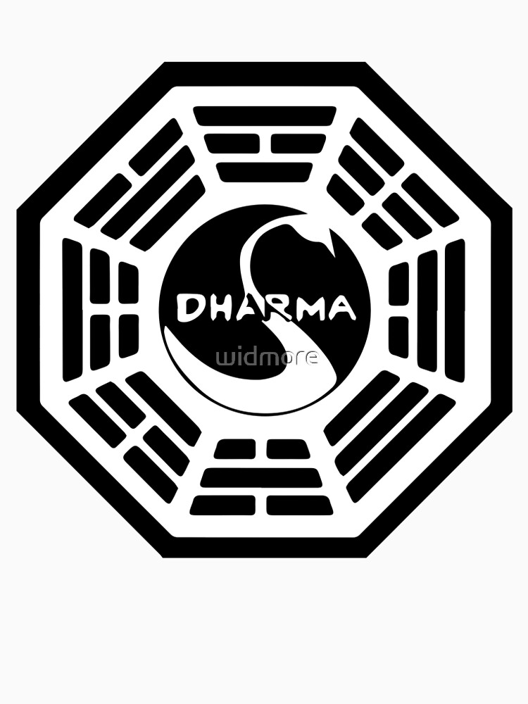 Dharma Initiative - The Swan Station Logo (Lost TV Show) by widmore