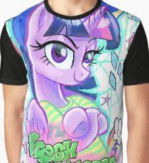 Fresh Princess of Friendship Graphic T-Shirt