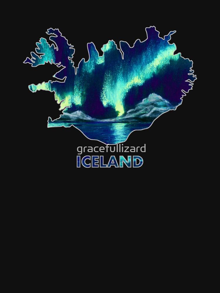 Island - Nordlichter von gracefullizard