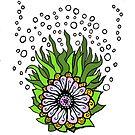 Ned's Atomic Flower by melasdesign