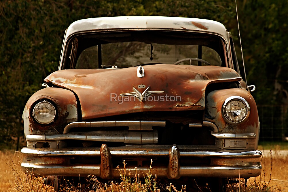 Vintage Chrysler by Ryan Houston