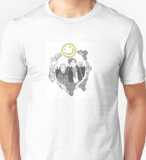 Sherlock Episodes Unisex T-Shirt