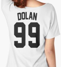 Dolan Twins Jersey - Black Edition Women's Relaxed Fit T-Shirt