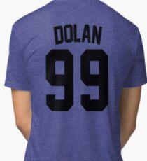 Dolan Twins Jersey - Black Edition Tri-blend T-Shirt