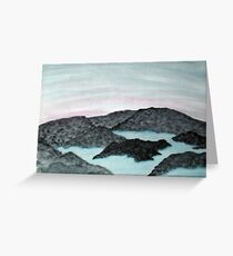 Shorelines Greeting Card