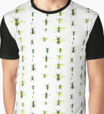 March of the Insects Graphic T-Shirt