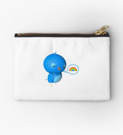 B.B. Bottoms - rainbow! Studio Pouch