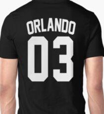 Johnny Orlando's Jersey Unisex T-Shirt