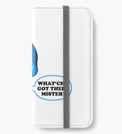 B.B. Bottoms - What'cha Got There Mister?!? iPhone Wallet