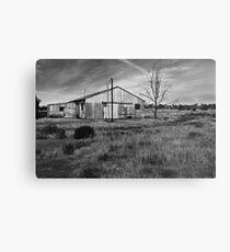 Edah Station - Yalgoo Shire Metal Print
