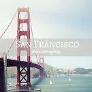 San Francisco von InspiredByMusic