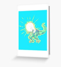 Bulbasaur Greeting Card