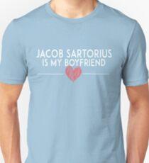 Jacob Sartorius Is My Boyfriend Unisex T-Shirt