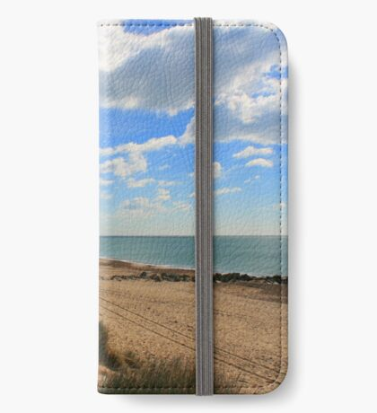 Hengistbury Skies iPhone Wallet