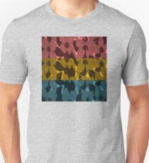Flowers Through Different Lenses Unisex T-Shirt