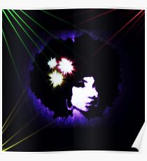 afro disco star Poster