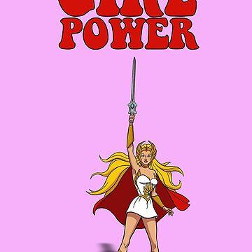 Girl Power by ArtBae