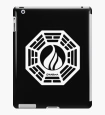 Dharma Initiative Logo (Lost TV Show) iPad Case/Skin