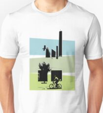 The Bike Ride Unisex T-Shirt