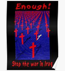 Enough! Poster