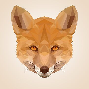 Red Fox  by unikatdesign