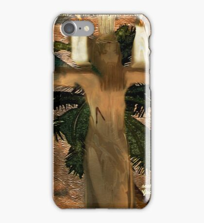 Good Friday  iPhone Case/Skin