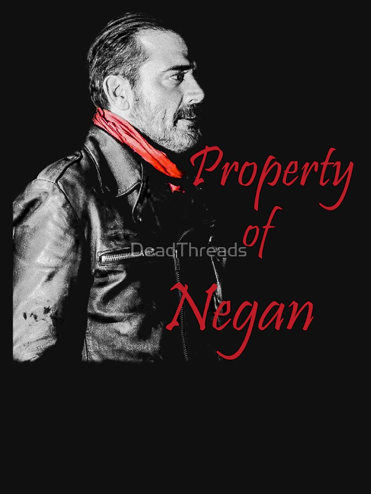 Property Of Negan  by DeadThreads