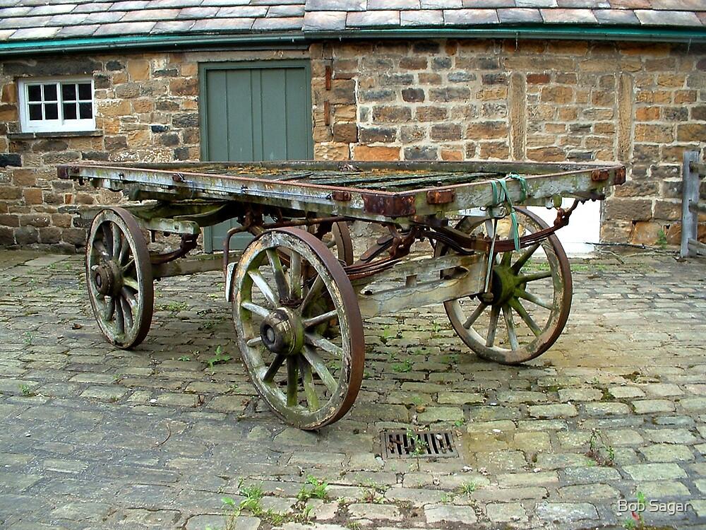 The Old Cart by Bob Sagar