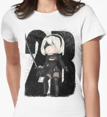 2B Womens Fitted T-Shirt