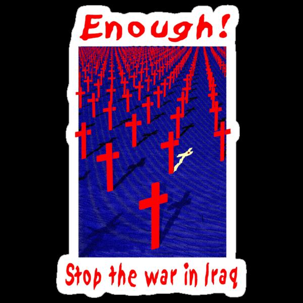 Enough! by Eyal Nahmias
