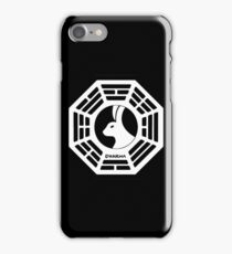 Dharma Initiative Logo (Lost TV Show) iPhone Case/Skin