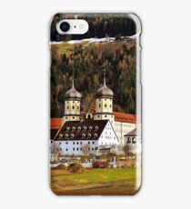 Cistercian Abbey of Stams North Tyrol Austria iPhone Case/Skin