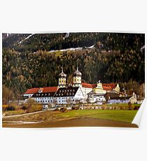 Cistercian Abbey of Stams North Tyrol Austria Poster