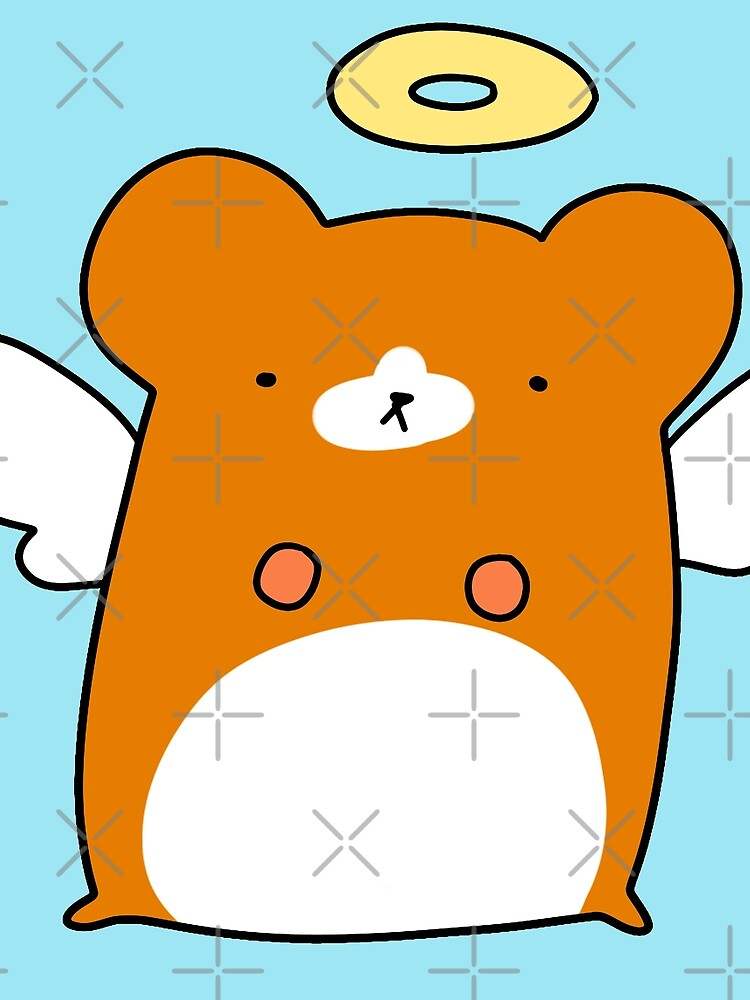 Angel Hamster by SaradaBoru