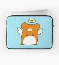 Angel Hamster Laptop Sleeve