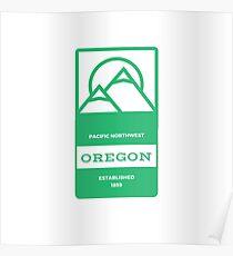 Oregon - Est59 Poster