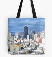 Lovely San Francisco Tote Bag