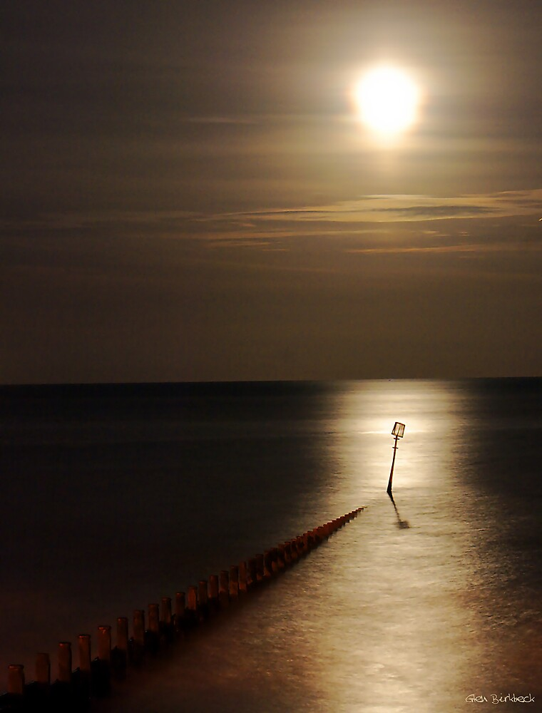 Moonlight Shadow by Glen Birkbeck