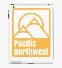 The Pacific Northwest iPad Case/Skin