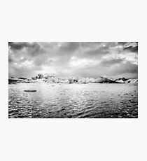 The Lagoon  Photographic Print