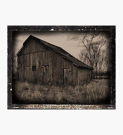 Old Barn 2 Photographic Print