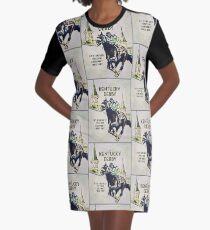 Es ist wieder Kentucky Derby Zeit! T-Shirt Kleid