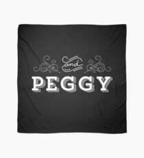 And Peggy Vintage T-Shirt from the Hamilton Broadway Musical - Aaron Burr Alexander Hamilton Gift Scarf