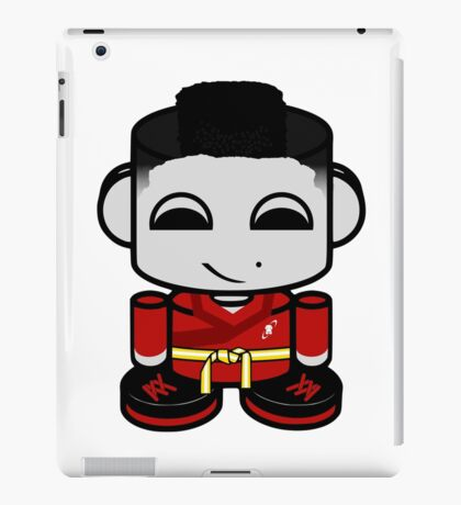 Ace Yum O'BABYBOT Toy Robot 1.0 iPad Case/Skin