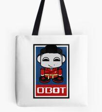 Ace Yum O'BABYBOT Toy Robot 2.0 Tote Bag